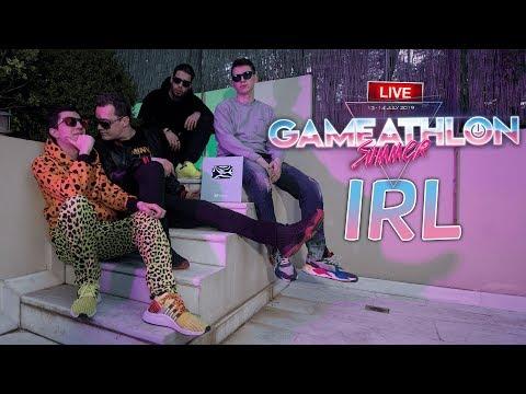 🔴 ΒΟΛΤΑ ΣΤΟ GAMEATHLON! (IRL LIVE)