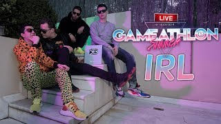 🔴 ΒΟΛΤΑ ΣΤΟ GAMEATHLON! (IRL LIVE)