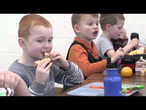 Elementary School helps kids with allergy fit in at lunch