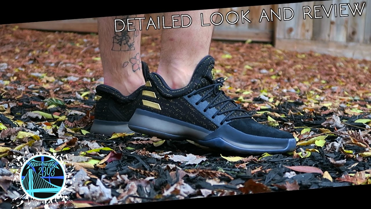 sale retailer 39d42 062fd adidas Harden Vol. 1 PK  Imma Be a Star    Detailed Look and Review -  YouTube