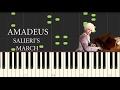 Mozart - Salieri's March / Synthesia (Amadeus Scene)