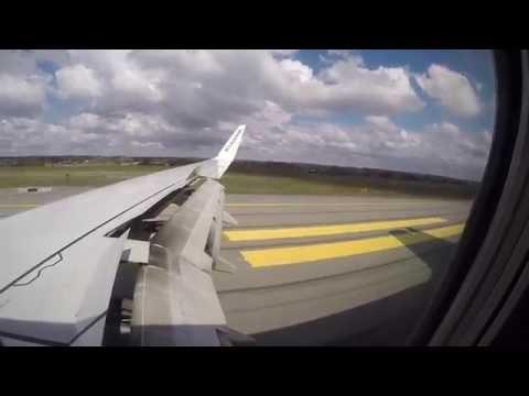 Vilnius (VNO) - Oslo/Moss Airport Rygge (RYG) with RyanAir   Boeing 737-800