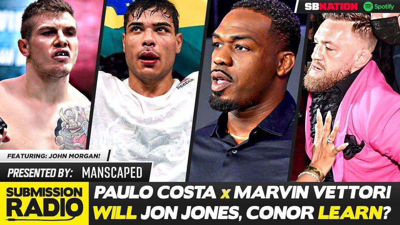 BREAKDOWN: Vettori vs. Costa, Conor Punched DJ? Will Jon Jones Ever Learn? Nate Diaz Future