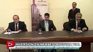 INVERSIÓN EN INFRAESTRUCTURA VIAL: Fonplata destinará recursos a obras en Ñeembucu y Pte. Hayes