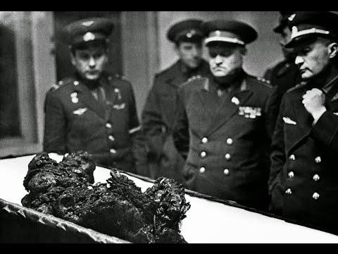 The man who fell from space, 1967 (Astronaut Vladimir Komarov)