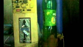 Coin Operated Water Dispenser Demo