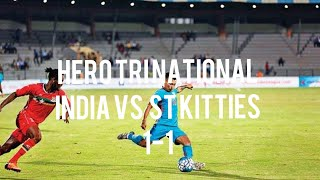 india vs St  Kitts and Nevis
