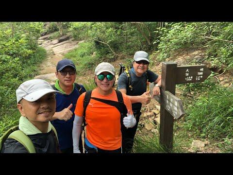 2019 05 15:香港行山烏蛟騰入下苗田上大峒,馬頭峰Hong Kong Hiking From Wu Kau Tang To Ha Miu Tin   Tai Tung, Ma Tau Fung