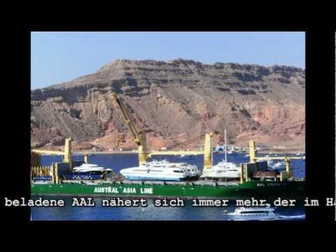 AIDAblu Havarie mit Austral Asia Line HEINZlive1