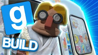 HOW ICE CREAM IS REALLY MADE | Gmod Build Off