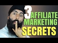 Affiliate Marketing For Beginners - 3 Affiliate Marketing Secrets -Make Money w/ Affiliate Marketing
