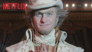 《尼蒙利斯連環不幸事件》第2季 – 喬裝的歐拉夫伯爵 – Netflix