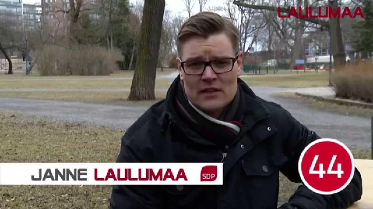 Janne Laulumaa
