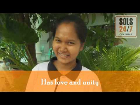 SOLS24/7 Cambodia Students Interview