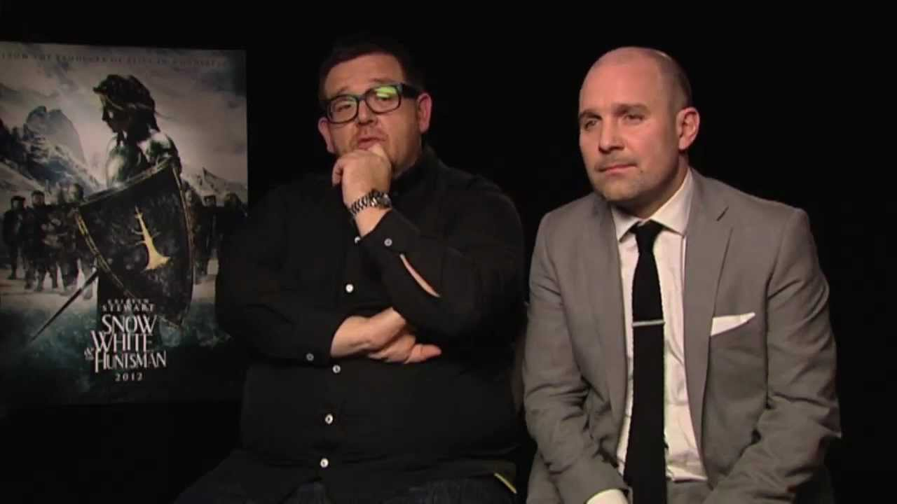 35621eb8a54 Nick Frost And Johnny Harris Interview -- Snow White And The Huntsman |  Empire Magazine