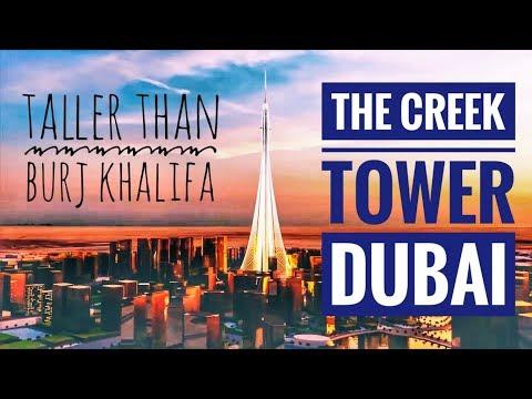 The Tower at Dubai Creek Harbour || Dubai Creek Tower || Dubai || World Tallest Building Project