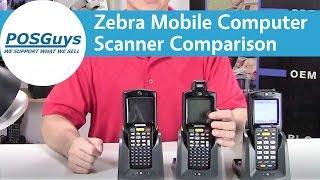 Zebra Mobile Computers - Quick Scanner Comparison by POSGuys