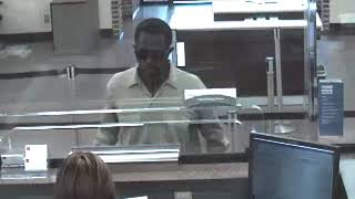 Wells Fargo Bank Robbery