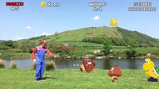 Super Mario Real Life Parody Resimi