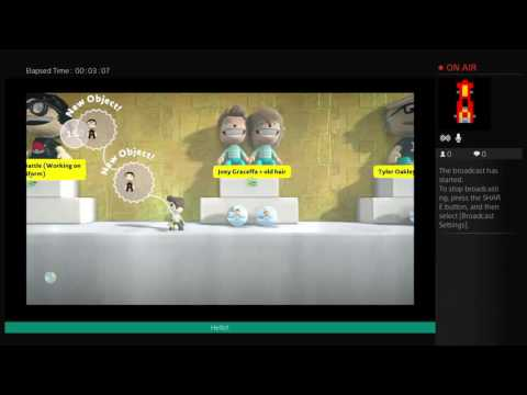 Little big planet 3 ep5 the youtube store