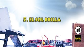 "GORDO MASTER "" EL SOL BRILLA"" Con letra.Summertime the mixtape"