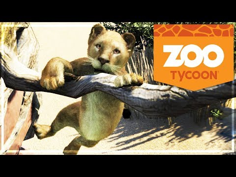 ZOO TYCOON : Lions, tigres et éléphants ! #13 Zoo Tycoon: Ultimate Animal Collection