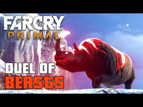 Far Cry Primal - Duel Of Beasts - Bonus DLC Mission#1 - Gameplay Walkthrough (1080p)
