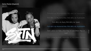 SXTN - Deine Mutter | Lyrics