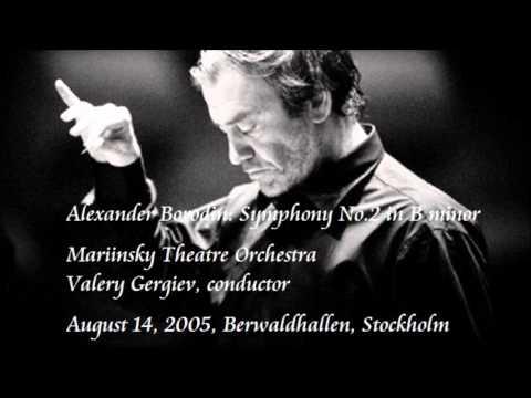 Скачать А. Бородин - Симфония №2 си минор `Богатырская` полная версия