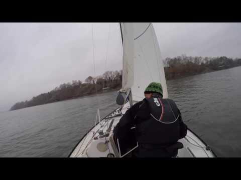 Sale Creek Marina - Shakleton Series - Race 4 - San Juan 24 Sailboat