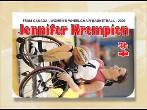 2009 Inductee - Jennifer Krempien