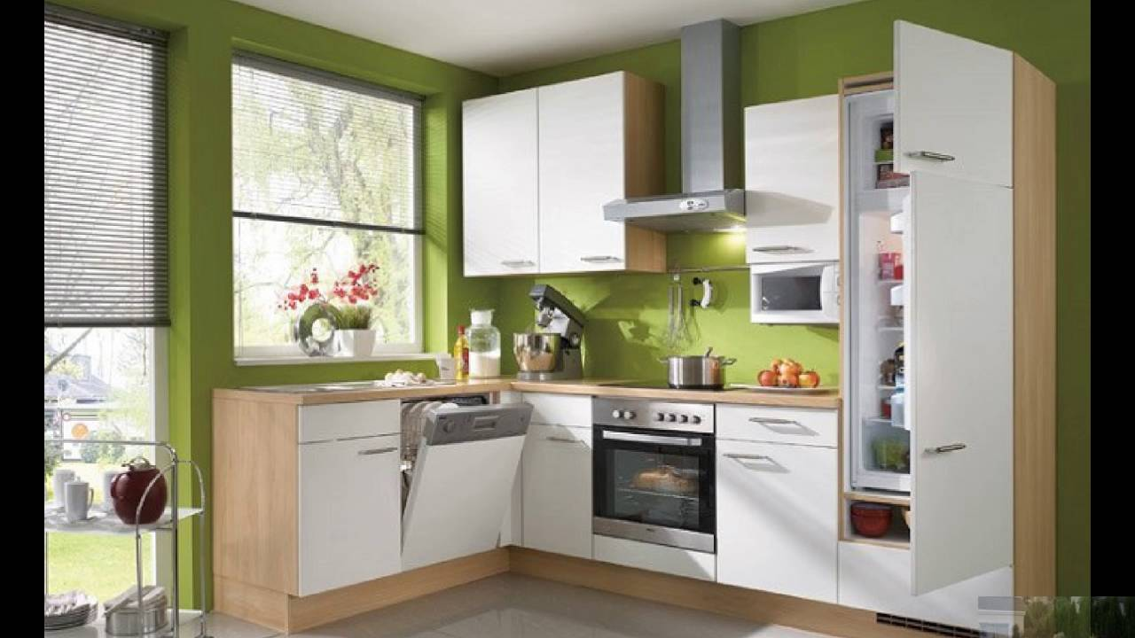 Ideas y trucos para tu hogar cocinas peque as youtube - Decoracion de interiores cocinas pequenas ...