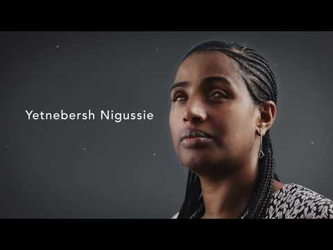 Yetnebersh Nigussie | 2018 Spirit of Helen Keller Award Winner