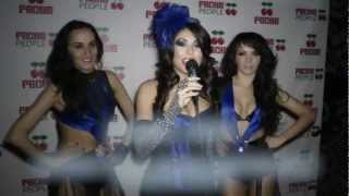 LAURA GRIG live performance in Pacha Club