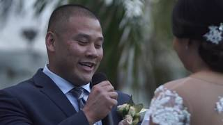 [Video] Wedding of Tommy & Marion (Philippines)