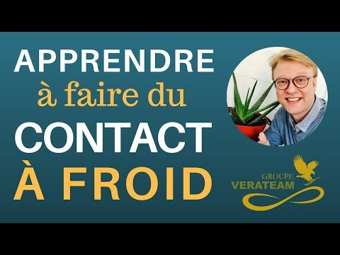 Formation sur le Contact à Froid - Équipe Verateam - Forever Living Products  - www.rudylanglet.com
