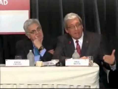 Raúl D. Motta - Seminario Políticas Públicas - Parte 1