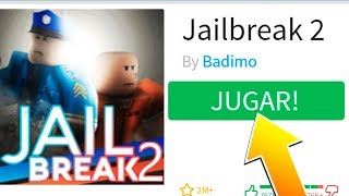 How TO PLAY JAILBREAK 2!! NEW GAME IN ROBLOX!! (FREE!)