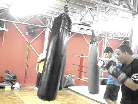 boxe fabio