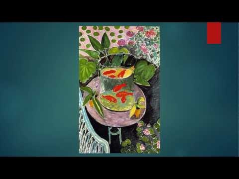 AP Art History Week 27 Podcast: Analysis Of Henri Matisse's Goldfish