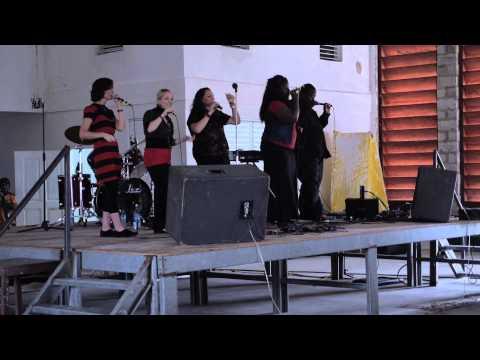Belize Prison Concert