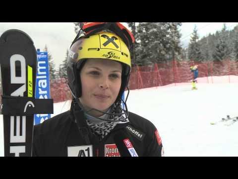 Anna Fenninger meets Marcel Hirscher