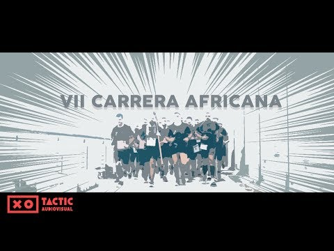 VII Carrera Africana Melilla 2019