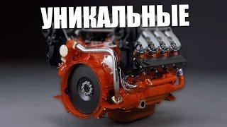видео Двигатели внутреннего сгорания