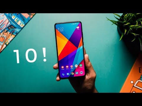 Android 10 on Redmi K20 Pro: Didn't expect this!