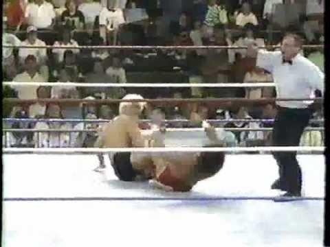 Ric Flair In Ring Debut vs Jim Powers