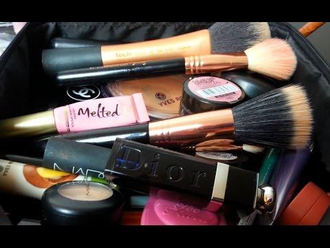 ☆ Mon Rangement maquillage +  Collection ☆
