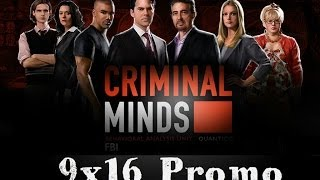 Criminal Minds Season 9 Episode 16 Promo Gabby
