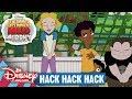 SCHLIMMER GEHT'S IMMER MIT MILO MURPHY - Clip: Hack Hack Hack!   Disney Channel
