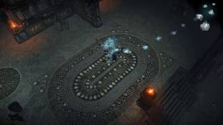 Path of Exile: Ice Footprints